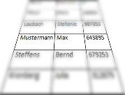 Word - Tabellen mit der Tastatur erstellen