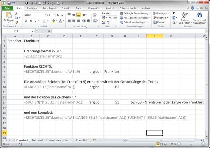 Excel suchen formel