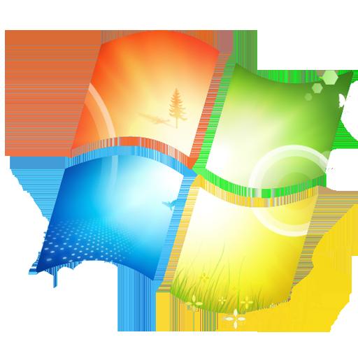 Windows 7 logo by neoidea on deviantart.com (CC)