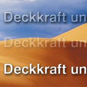 Ebensteuerung in Photoshop: Deckkraft und Fläche