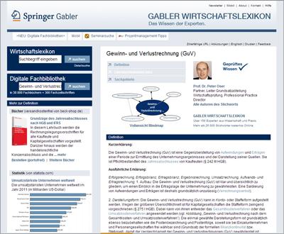 Gabler Wirtschaftslexikon