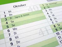 Outlook 2010: Feiertage anzeigen lassen