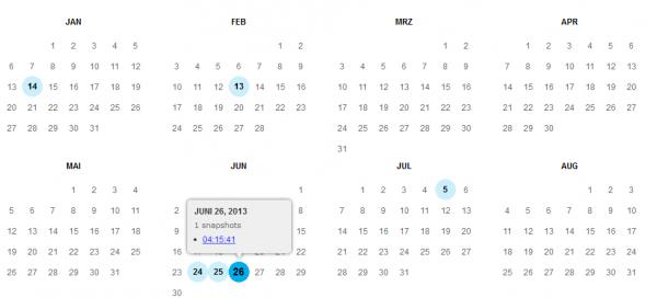 Waybackmachine - Eine Zeitreise durchs Internet