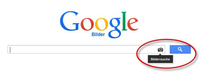 Recherche: Bildquellen finden mit der Google