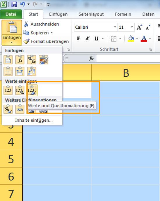 Excel: Formeln verbergen | PCS Akademie
