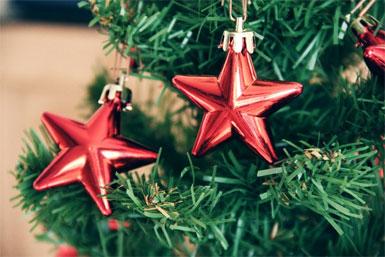 Weihnachtsfotos von Pexels