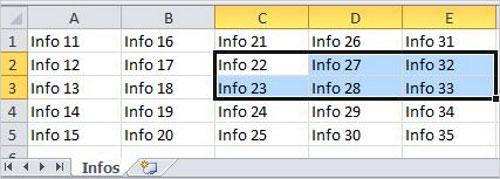 Excel Druckfunktion