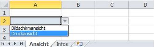 Excel Arbeitsblatt Wechseln Shortcut : Excel zellen im druck aussparen pcs campus