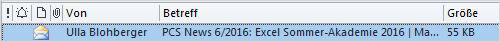 Outlook - Mails speichern