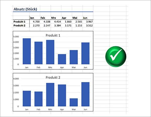 Excel Objekte ausrichten