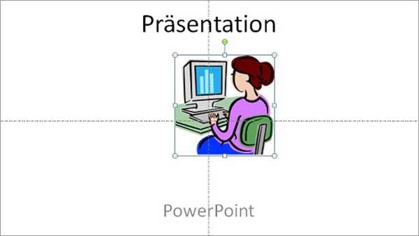 PowerPoint - Bilder vergrößern