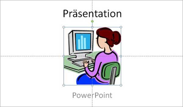 PowerPoint: Objekte vergrößern und verkleinern | PCS Campus