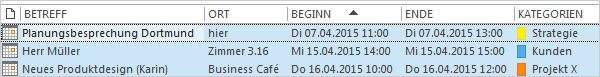 Outlook - Kalenderdaten löschen