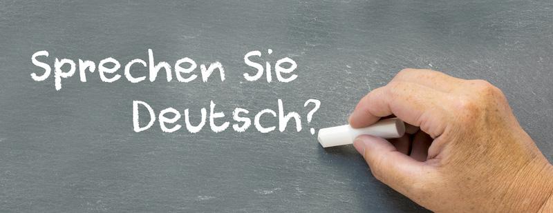 Sprechen Sie deutsch? Oder Deutsch?