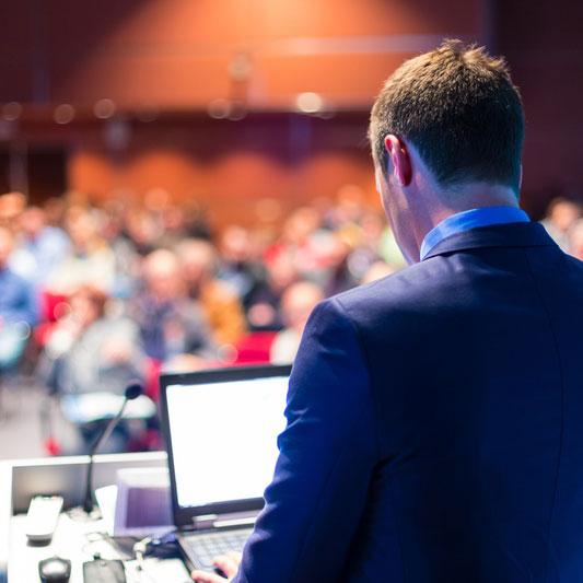 Referentenansicht in PowerPoint