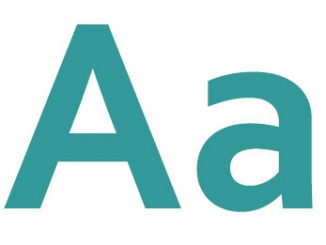 Groß- und Kleinbuchstaben