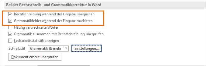 Word - doppelte Leerzeichen finden