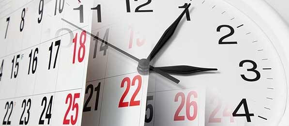 Excel - Uhrzeit runde