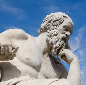 Sokrates. Adobe Stock