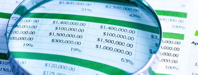 Mit amerikanische Zahlen in Excel arbeiten. Foto: amazing studio