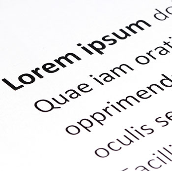Blindtext Lorem Ipsum