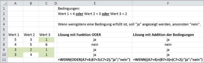 Funktion UND und ODER 2 – 650