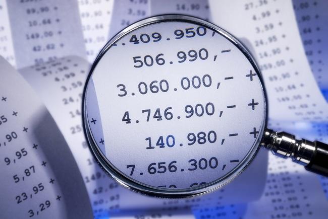 Excel- Zahlen in Millionen. 650 Bild: Eisenhans Adobe Stock