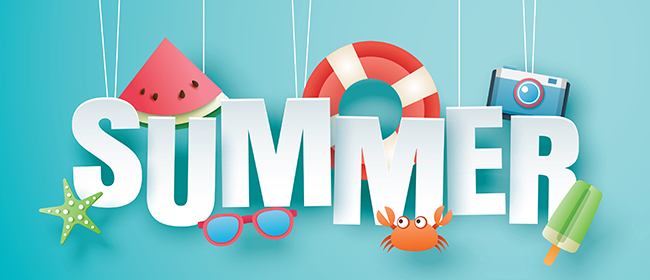 Sommer, Summer .... Grafik: Kaisorn / Adobe Stock